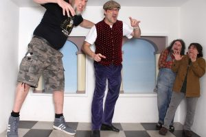 Hayseed Dixie, i fondatori del rockgrass tornano in Italia