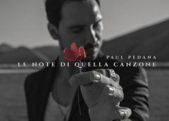 """Le Note di quella canzone"" un regalo di Paul Pedana all'Italia."